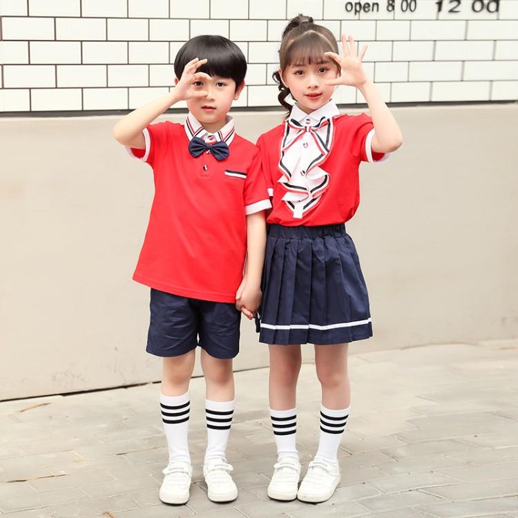 贵族学校校服,夏季学校校服定做